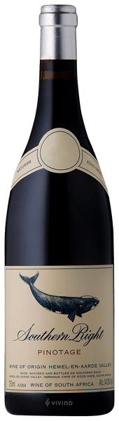 Southern Right Pinotage 2020 (750 ml)