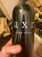 Axr Proprietary Red 2018 (750 ml)