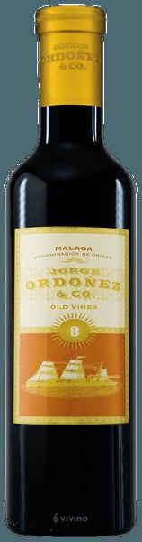 Jorge Ordonez Old Vines No. 3 2006 (500 ml)