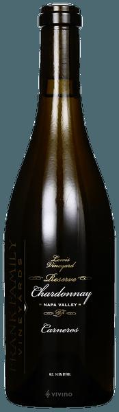 Frank Family Lewis Vineyard Chardonnay Reserve 2018 (750 ml)