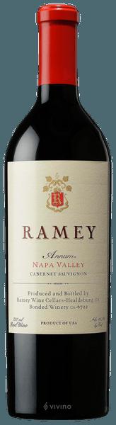 Ramey Annum Cabernet Sauvignon, Napa Valley 2015 (750 ml)