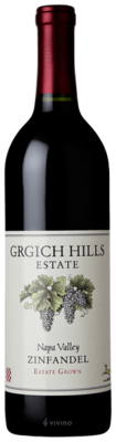Grgich Hills Zinfandel 2015 (750 ml)