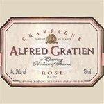 Alfred Gratien Brut Rose Champagne NV (750 ml)