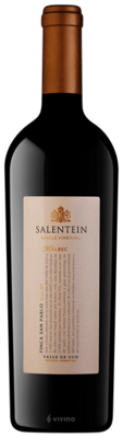 Salentein Finca San Pablo Single Vineyard Malbec 2016 (750 ml)