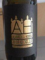 Alvaredos-Hobbs Godello 2018 (750 ml)