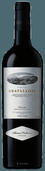 Alvaro Palacios Vi de Vila Gratallops Priorat 2018 (750 ml)