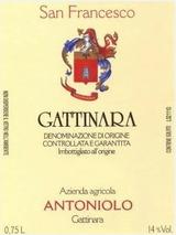 Antoniolo Gattinara San Francesco 2013 (750 ml)