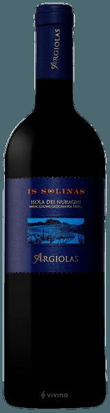 Argiolas Is Solinas Isola dei Nuraghi 2015 (750 ml)
