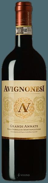 Avignonesi Grandi Annate Vino Nobile di Montepulciano 2013 (750 ml)