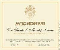 Avignonesi Vin Santo di Montepulciano Tuscany 2005 (375 ml)