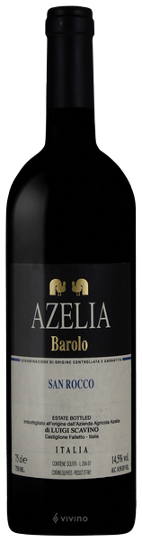 Azelia Barolo San Rocco 2015 (750 ml)