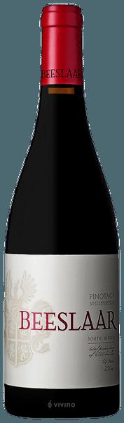 Beeslaar Pinotage 2018 (750 ml)