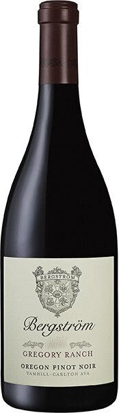 Bergstrom Gregory Ranch Pinot Noir 2015 (750 ml)