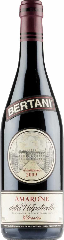 Bertani Amarone della Valpolicella Classico 2012 (750 ml)