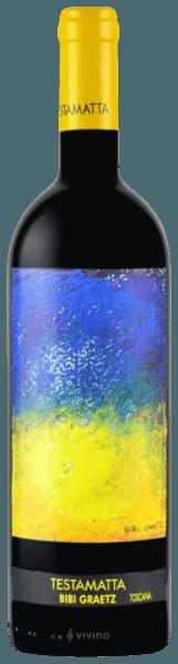 Bibi Graetz Testamatta Toscana 2018 (750 ml)