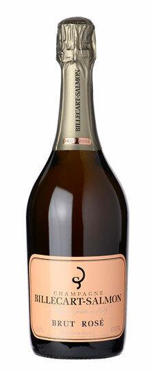 Billecart-Salmon Brut Rose Champagne N.V. (750 ml)