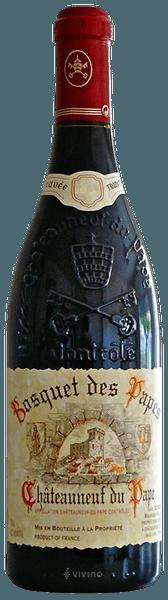 Bosquet des Papes Chateauneuf-Du-Pape Cuvee Tradition 2019 (750 ml)