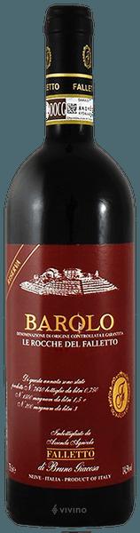 Bruno Giacosa Falletto Barolo Le Rocche del Falletto Riserva 2012 (1.5 L)