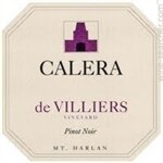 Calera de Villiers Vineyard Pinot Noir Mount Harlan 2017 (750 ml)