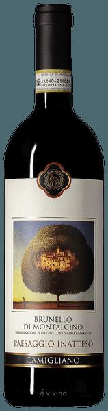 Camigliano Brunello di Montalcino Paesaggio Inatteso 2015 (750 ml)