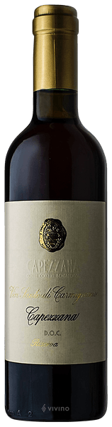 Capezzana Vin Santo Di Carmignano Riserva 2011 (375 ml)