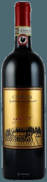 Capraia Effe 55 Chianti Classico (Gran Selezione) 2014 (750 ml)