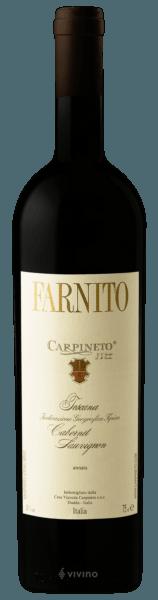 Carpineto Farnito Cabernet Sauvignon Toscana 2015 (750 ml)
