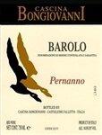 Cascina Bongiovanni Barolo Pernanno Barolo 2015 (750 ml)