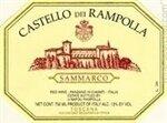 Castello dei Rampolla Sammarco Toscana 2017 (750 ml)