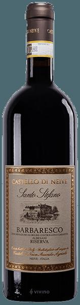 Castello di Neive Barbaresco Santo Stefano di Neive Riserva 2013 (750 ml)