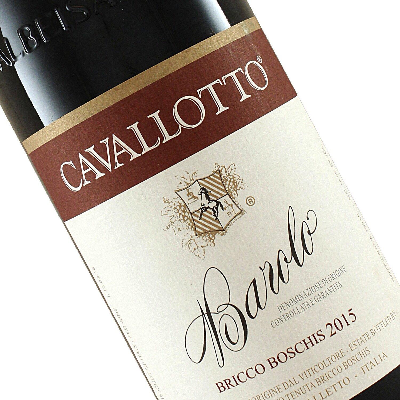 Cavallotto Bricco Boschis Barolo 2017 (750 ml)