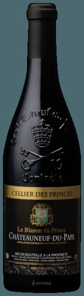 Cellier des Princes Le Blason du Prince Chateauneuf-du-Pape 2017 (750 ml)
