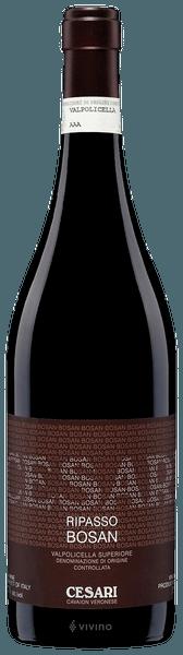 Cesari Bosan Valpolicella Ripasso Superiore 2016 (750 ml)