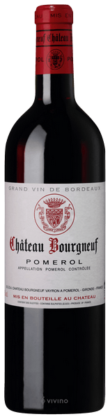 Chateau Bourgneuf (Vieux Chateau Bourgneuf) Pomerol 2016 (750 ml)