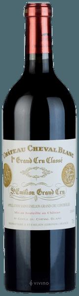 Chateau Cheval Blanc Saint-Emilion Grand Cru (Premier Grand Cru Classe) 2010 (750 ml)