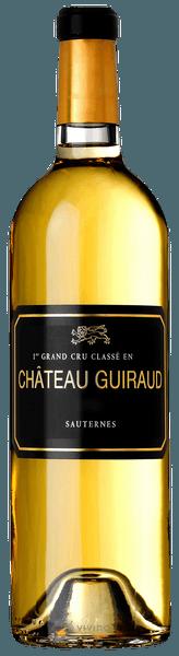 Chateau Guiraud Sauternes (Premier Grand Cru Classe) 1996 (750 ml)