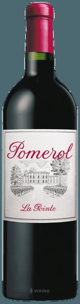 Chateau La Pointe Pomerol 2016 (750 ml)