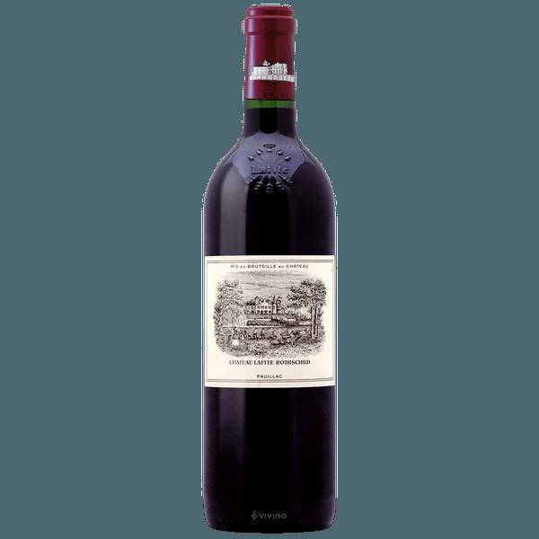 Chateau Lafite Rothschild Pauillac (Premier Grand Cru Classe) 1996 (750 ml)