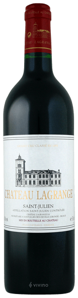 Chateau Lagrange Saint-Julien (Grand Cru Classe) 2012 (750 ml)