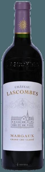 Chateau Lascombes Margaux (Grand Cru Classe) 2015 (750 ml)