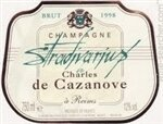 Charles de Cazanove Stradivarius Brut Champagne 2007 (750 ml)