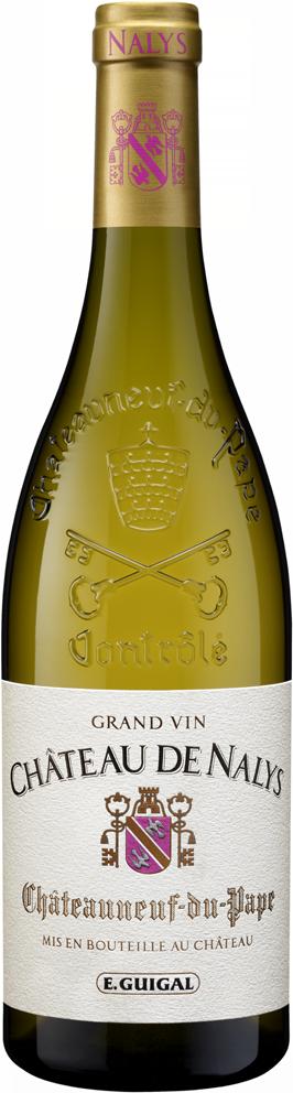 Chateau de Nalys Chateauneuf-du-Pape Blanc Rhone 2017 (750 ml)