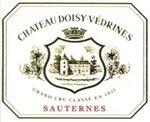 Chateau Doisy-Vedrines Sauternes 2016 (750 ml)