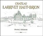 Chateau Larrivet Haut-Brion Pessac-Leognan 2016 (750 ml)