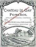 Chateau Le Gay Pomerol 2016 (750 ml)
