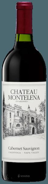 Chateau Montelena Cabernet Sauvignon Napa Valley 2017 (1.5 L)