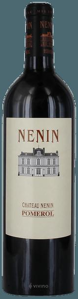 Chateau Nenin Pomerol 2018 (750 ml)