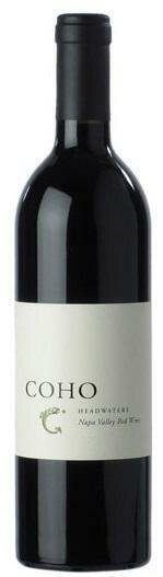 Coho Headwaters Red Napa Valley 2014 (750 ml)