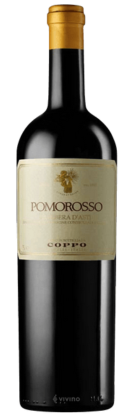 Coppo Pomorosso Barbera d'Asti 2017 (750 ml)