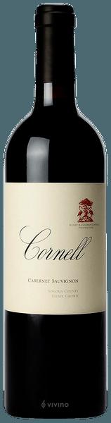 Cornell Cabernet Sauvignon Sonoma Valley 2015 (750 ml)
